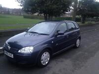 2005(55)Vauxhall Corsa 1.2 Design 5dr+ Not Ford Astra Toyota Yaris Audi A4 A3 VW Golf Nissan Micra