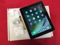 Apple iPad 4 64GB WiFi, Black, +WARRANTY, NO OFFERS