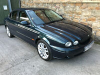 2001 Jaguar X-Type 3.0 V6 Sport (AWD) - AUTOMATIC - SAT-NAV - FULL LEATHER - MOT 05/18 - AUTO