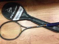 Vintage Squash Racket - Bargain with free grip!!!!