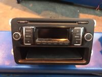 VOLKSWAGEN CADDY STEREO