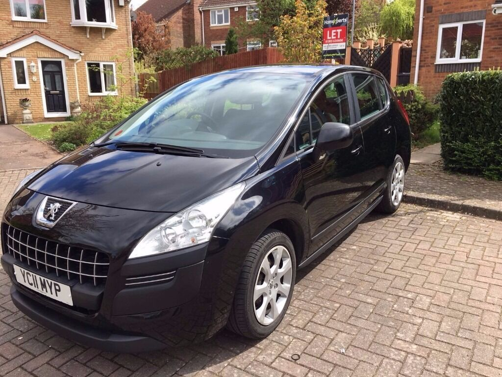 2011 peugeot 3008 hdi active in worcester worcestershire gumtree. Black Bedroom Furniture Sets. Home Design Ideas