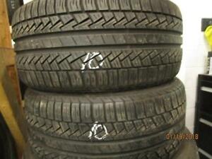 245/40R18 2 ONLY USED PIRELLI ALL SEASON TIRES