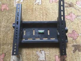 Tilted & fixed tv wall brackets