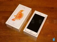 ** Mint iPhone 6s Rose Gold **