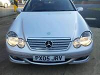 Mercedes c200 1.8 Petrol Automatic *FULL SERVICE HISTORY *LOW MILLEAGE