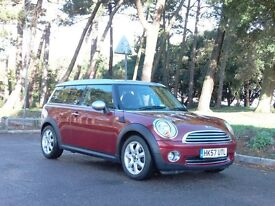MINI Clubman 1.6 Cooper 4dr,,,,,,£3,995 p/x considered