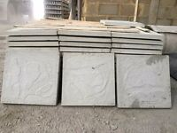 For sale cheap paving slabs!