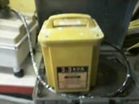 110v box