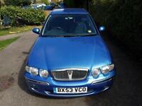 Rover 45 td diesel 2003