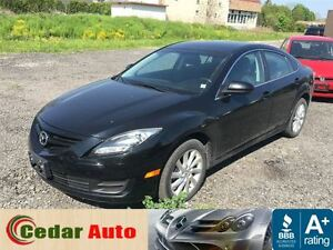 2013 Mazda MAZDA6 GS - NO Payments and No Interest till Spring -