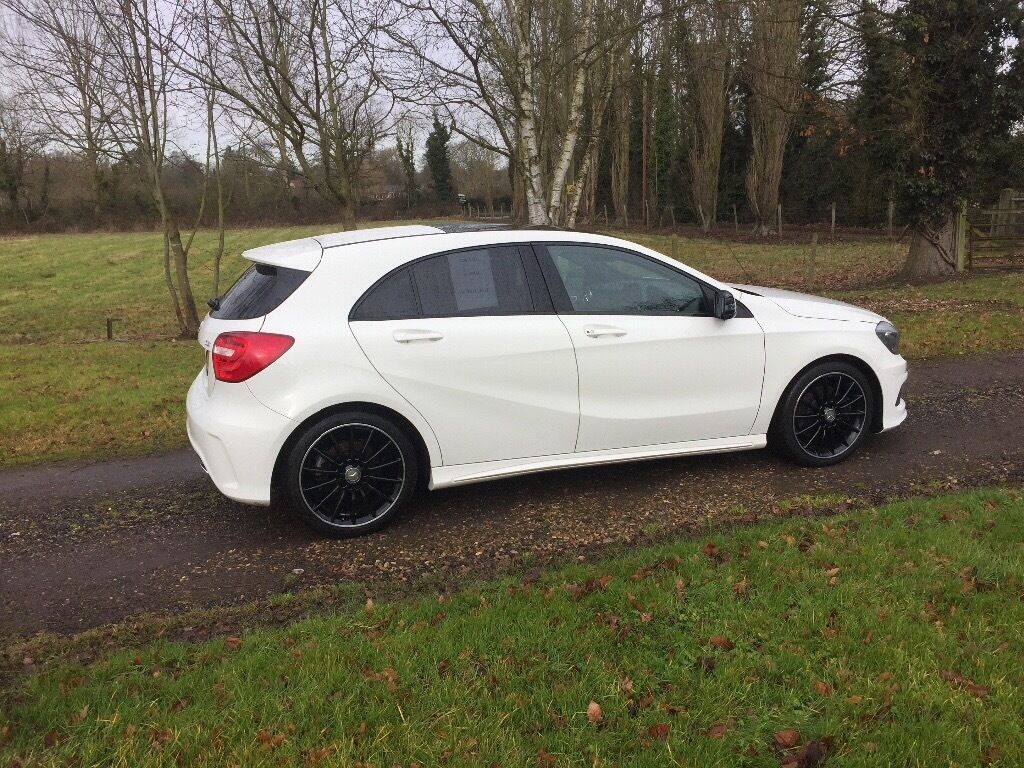 mercedes a220 amg sport in norwich norfolk gumtree. Black Bedroom Furniture Sets. Home Design Ideas