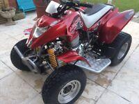 Apache 250s rlx quad