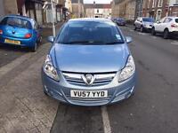 Vauxhall corsa 1.2 , 51,000 miles