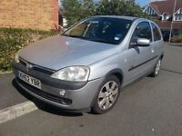 2003 '52' VAUXHALL CORSA 1.2 SXi GENUINE 76k MOT JANUARY 2017