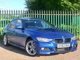 2012 BMW 320D M SPORT AUTO - FULL BMW S/H- HUGE SPEC - HPI CLEAR PX AUDI MERC VW