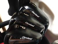 Cleveland CG 16 Black Pearl Irons