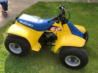 Genuine Suzuki LT50 quad bike