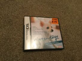 NINTENDOGS DS GAME -CHIHUAHUA AND FRIENDS