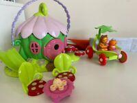 Happyland Fairy House bundle