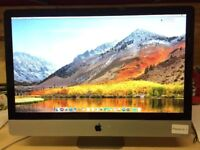 APPLE iMAC 27inch 2.66GHZ i5 8GB RAM 1TB HDD 2009 collection from shop I-22