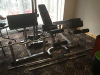 Gym items all good condition