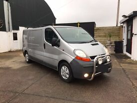 2005 SILVER RENAULT LL29 DCI 100