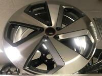 "4 20"" alloy wheels alloys rims tyre tyres 5x112 seat Skoda audi Vw Volkswagen Mercedes"