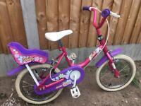 Girls Raleigh Daisy Bike