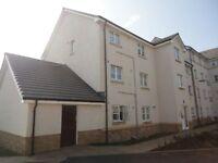 Modern 2 bedroom unfurnished 2nd floor flat to rent (£550 PCM)