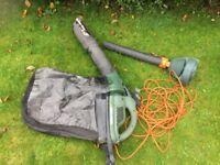 Black & Decker Garden Vacuum and Blower