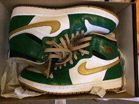 Nike air Jordan 1 size 9 UK