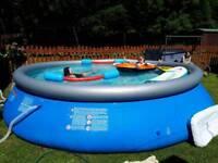 Bestway 15ft quick set pool