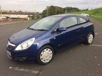 Vauxhall Corsa Club CDTI...DIESEL. £30 Road Tax 12 Months 78.000