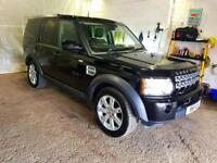 Land Rover Discovery 4 3.0 SD V6 Panel Van 5dr