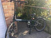 Folding Commuter Bike 7 Speed Dahon Vitesse D7HG