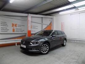 Volkswagen Passat SE BUSINESS TDI BLUEMOTION TECH DSG (grey) 2017-09-29