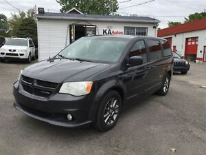 2011 Dodge Grand Caravan R/T TV DVD CUIR CAMERA GARANTIE 7999$