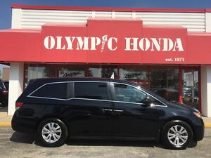 2014 Honda Odyssey EX-L w/Navi | To of the Line | Leather