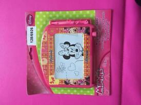 Minnie Mouse drawing board new