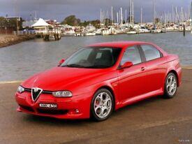 Alfa romeo 156 2002 2.0 L