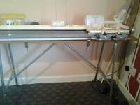 knitting machine+accessories