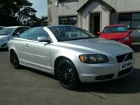 2006 Volvo C70 convertible 2.4 petrol se motd Dec 2021 all cards welcome