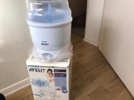 Avent Baby bottle Steam Steriliser