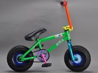 ROCKER FUNK BMX stunt bike hardly been used AS NEW