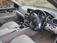Mercedes-Benz, C CLASS, Saloon, 2011, Manual, 2143 (cc), 4 doors
