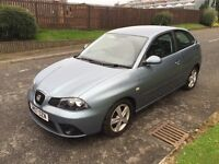 Sear Ibiza 1.2 16v mint condition 2007