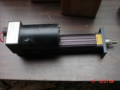 Industrial Devices N Series Electric Cylinder  P/N PCW-4544  ND208A-6-MF1-MT1 - Electric Hydraulic Cylinder