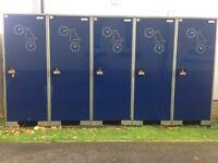 Bike Locker / Bike Safe / Bike Storage