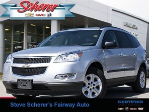 2012 Chevrolet Traverse LS ALL WHEEL DRIVE
